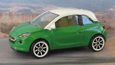 OPEL ADAM 1:55 (Green) Majorette/Opel  MIP Passenger Diecast Passenger Car