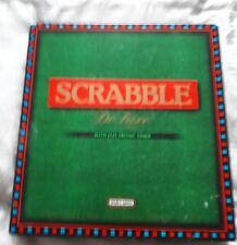 Vintage Deluxe Scrabble