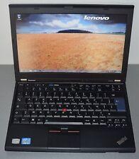 "Lenovo thinkpad X220i Core i3 2350M 4Go 320GB 12,5""  - GARANTIE 6mois"