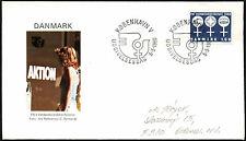 Dinamarca 1980 decenio para De mujer FDC Primer Día Cubierta #C40883