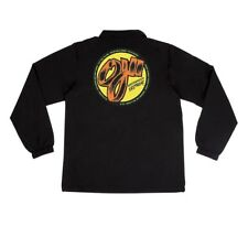 Santa Cruz Oj2 Speedwheels Coach Windbreaker Jacket Black Xxl