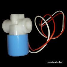 6 x Elettrovalvola Solenoide 24V per Depuratore Purificatore ad Osmosi Inversa