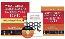 What Great Teachers Do Differently:: Fourteen Things That Matter Most by Todd Wh