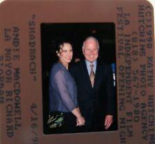 Andie McDowell  MAYOR RICHARD RIORDAN LOS ANGELES 1998 SLIDE 2