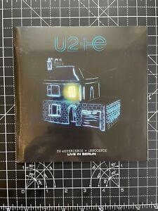 U2 live in Berlin eXPERIENCE + iNNOCENCE CD 2020 U2 Subscribers Exclusive NEW