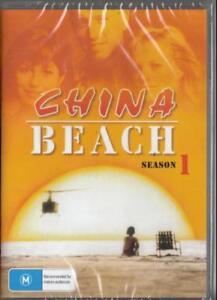 China Beach Season 1 DVD New and Sealed Australia All Regions