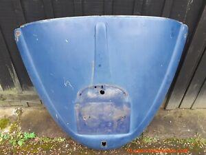 VW CLASSIC 1964-1966 only BEETLE BLUE DECKLID DECK LID ENGINE LID - KT6 COLLECT