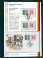 BRD ETSB 1999/11D ERSTTAGS-SAMMELBLATT IBRA NÜRNBERG BLOCK 48 BAYERN SACHSEN 1