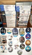 x73 Sports Games Bundle Joblot Sony PlayStation 2 3 4 PS2 PS3 PS4 DISC + BOXED