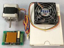Kit CNC 1 AXE pour tour, fraiseuse, etc...