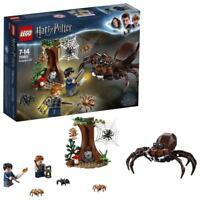 LEGO 75950 Harry Potter Aragog's Lair Forbidden Forest Fantasy Building Toy Set