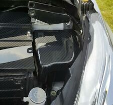 MK7 Fiesta Fuse Box Cover inc ST180 ST Line ZS 09-17 Black Carbon Fibre