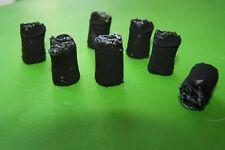o gauge,eight single coal  laded sacks unpainted