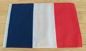 "FRANCE FLAG - 45cm x 30cm - 18"" x 12""  - French Flag"
