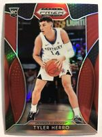 2019-20 Panini Tyler Herro Silver Prizm Red Rookie RC Miami Heat🔥🔥 Nba Finals