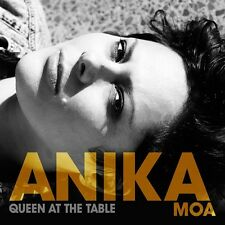 Anika Moa - Queen At The Table (CD 2015) New Zealand issue