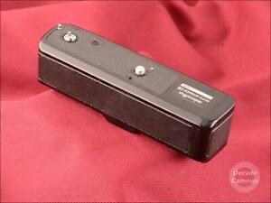 Minolta Auto Winder G for XG Series Cameras - VGC - 263