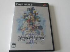 Kingdom Hearts 2 for the Playstation 2 PS2 (NTSC-J) Japanese Version