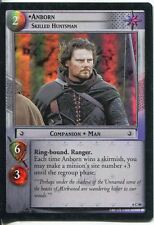 Lord Of The Rings CCG Foil Card EoF 6.C48 Anborn, Skilled Huntsman