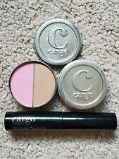 Cargo Lot-2 x Catalina & Medium Blush Bronzer Duo + 1 x Black Texaslash Mascara