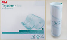 TEGADERM FILM, size 10cm x 1m. Easy cut to size. Tattoos/Wounds/Med/Pain patches