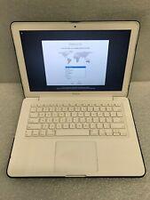 """Apple MacBook 13"""" A1342 2009 Intel C2D 2.26GHz 4GB RAM 250GB TESTED WRTY"""