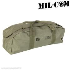 MIL-COM US ABRAMS MI TANK TOOL BAG HEAVY DUTY MILITARY HOLDALL FISHING SHOOTING