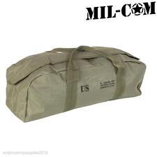 MIL-COM US ABRAMS MI TANK TOOL BAG HEAVY DUTY MILITARY HOLDALL FISHING SHOOTING