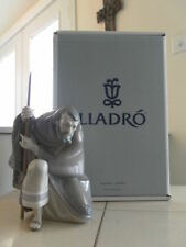 Lladro St. Joseph # 5476 Nativity Mint Condition with Box Fast Shipping!