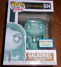 Funko Pop Movies: Lord of the Rings: Galadriel Barnes & Noble Exclusive New!