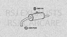 EXHAUST SILENCER TOYOTA STARLET (_P9_) 1.3 (EP91_) Petrol 1996-01-> 1999-10