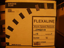 GROVE FLEXALINE REDUCER CMQ218 15:1 POS 1 56C