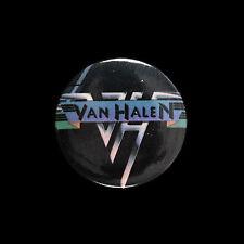 "1980's Van Halen 1 1/4"" Pinback Button Vh Logo"