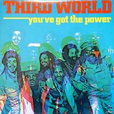 THIRD WORLD You've Got The Power Ned Press LP