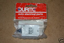 Durite Thernal Circuit Breaker 10 amp Part  No. 0-383-10  NSN 5925997810573