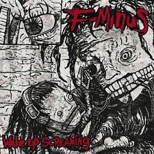 FREE US SHIP. on ANY 2 CDs! NEW CD F-Minus: Wake Up Screaming