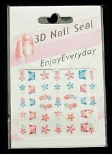 Bindi Papillon Bijou Decoration Stickers Autocollant pour Ongles Art Nail  3171