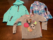 Girls  Size 6 Justice Clothes - 3 Items