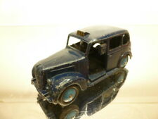 DINKY TOYS 40H AUSTIN TAXI - BLUE 1:43 - GOOD CONDITION