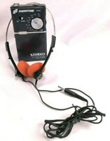 Vintage SHERITONE AM/FM MPX Receiver Walkman Radio Working Condition