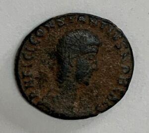 Constantius II AE3 Follis AD 317-337 Fel Temp Reporatio 3.6g 19mm