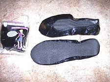 5 Set Womens Shoes Hushyfoot Shoes 9-10 Womens Flats Black Slippers House Shoes