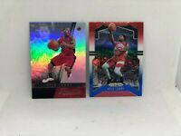 Kyle Lowry 5 Card Lot Incl. RWB Prizm and Prestige Holo