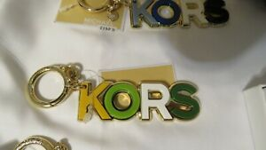 NEW UNIQUE Michael Kors 64 Key Chains FOBS Bag Charms SEE All Photos Women/Men