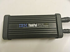 IBM ThinkPad DC Power Adapter 56W 12V Auto Air Mobile P/N 02K3382 With Cables