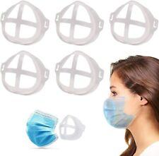 Adults 3D Face Bracket Face Inner Support Bracket Reusable Lipstick Protector