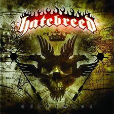 "HATEBREED ""SUPREMACY"" CD NEW+"