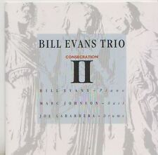 BILL EVANS CD CONSECRATION II