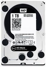 WESTERN DIGITAL HARD DISK INTERNO 3,5 1TB SATA3 64MB 1000GB WD1003FZEX Black