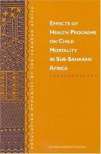 Effects of Health Programs on Child Mortality in Sub-Saharan Africa (Population